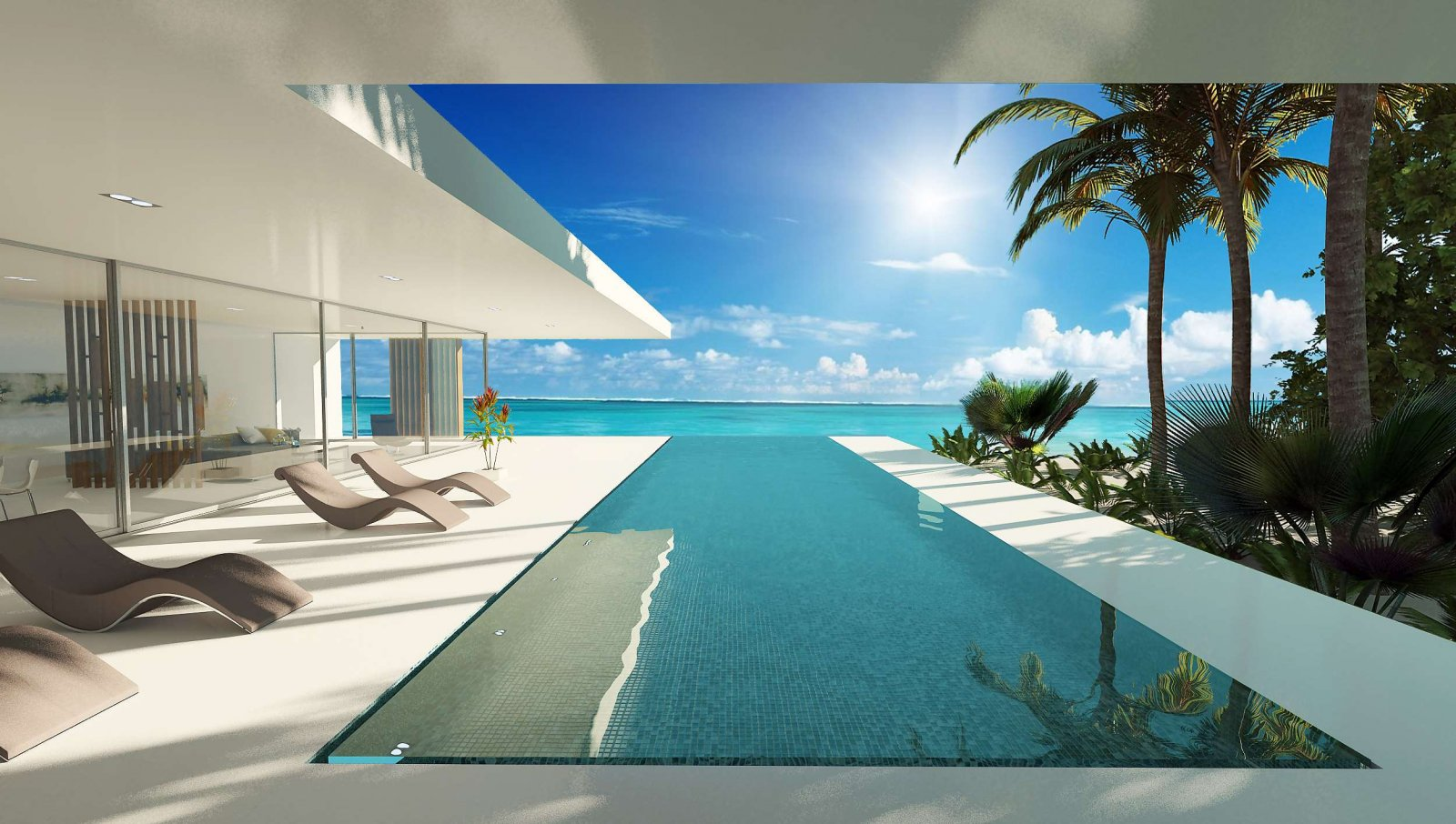 Gravenor Bay Resort Development - Villa 2- BARBUDA