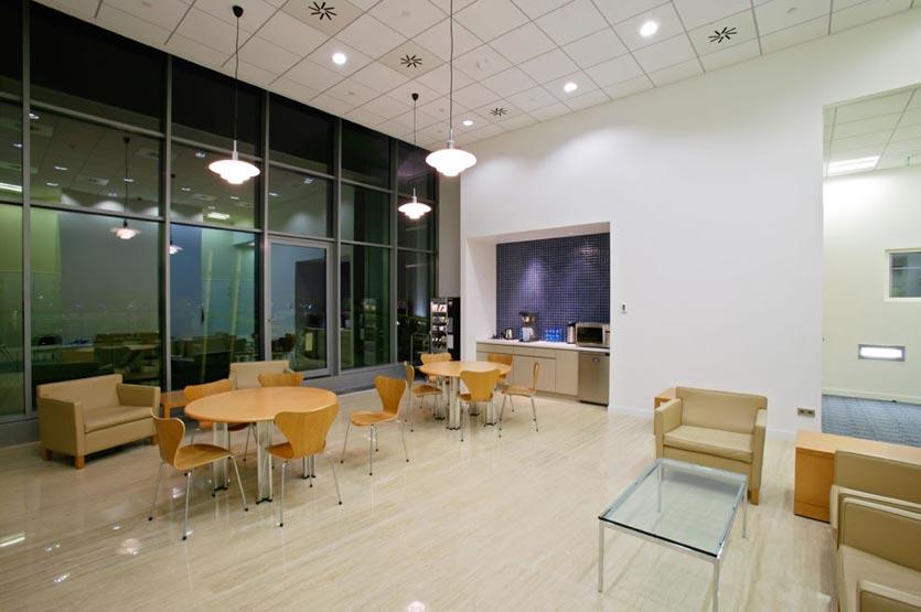 Goldman Sachs Building Inside KAD design - We provid...