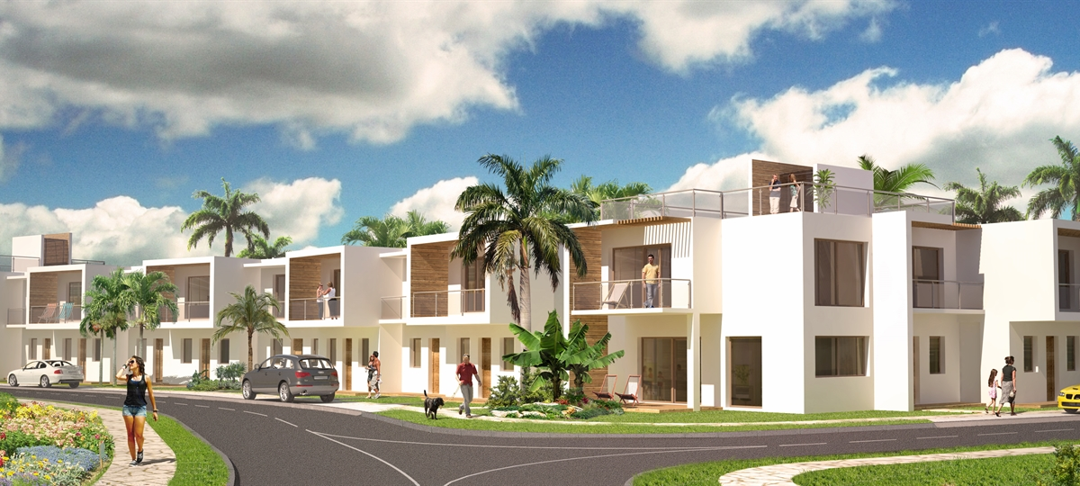 Apartment Development, Antigua